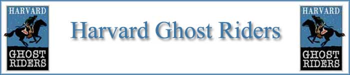 Harvard Ghost Riders header image.